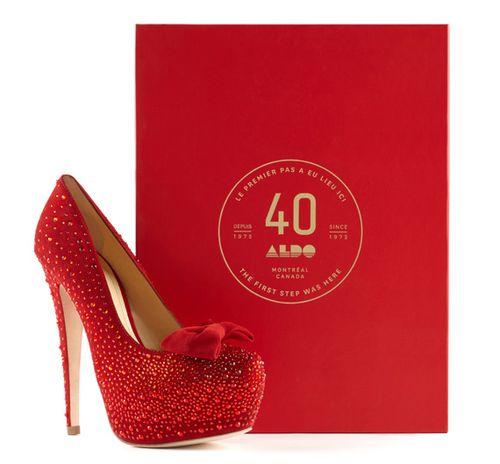 Aldo świętuje 40. urodziny w wielkim stylu
