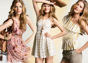 H&M - letnie inspiracje (FOTO)
