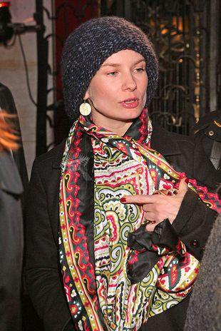 Wielkie czapy Ostaszewskiej i Cieleckiej (FOTO)