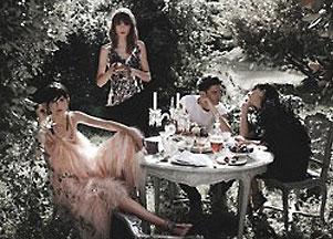 Freja Beha Erichsen i  Stella Tennant dla Chanel (FOTO)