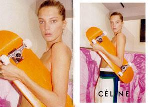Pierwsze zdjęcia promocyjne kolekcji Celine (FOTO)