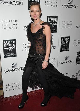 Kate Moss wizytówką Londynu