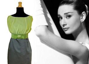 Współczesny styl Audrey Hepburn