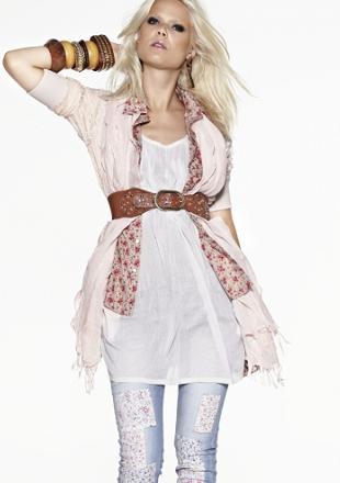 Wiosenna kolekcja odzieży Ichi