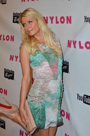 Paris Hilton w pastelach (FOTO)