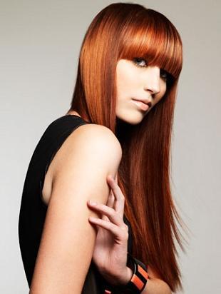 Dodaj swoim włosom życia - modne pasemka