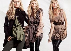 Jesień 2010 w H&M