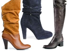 Jesienno-zimowe buty