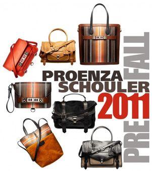 Buty, torebki i paski od Proenza Schouler (FOTO)