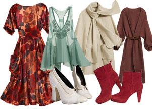 H&M - wrzesień / październik 2011