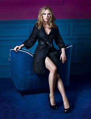 Scarlett Johansson dla Mango - kolejne zdjęcia