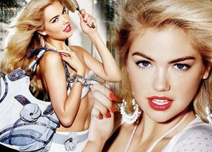 kate upton.guess