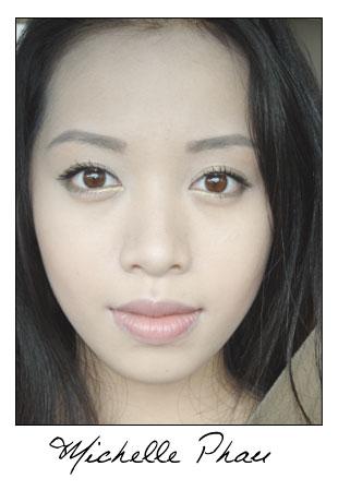 Michelle Phan o naturalnym wyglądzie