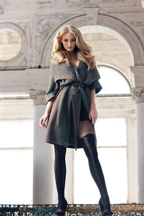 Natalia Uliasz w kampanii marki Gatta
