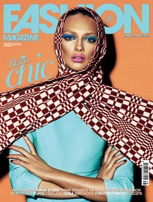 Daga Ziober - nowa twarz w światowym modelingu
