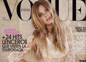 Constance Jablonski dla Vogue (FOTO)