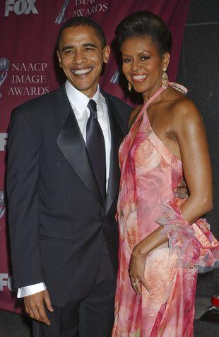 Co miała na sobie Michelle Obama?