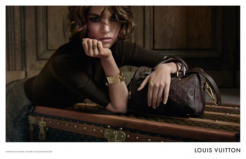 Louis Vuitton - kampania The Art Of Travel 1