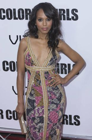 Kerry Washington postawiła na Missoni (FOTO)