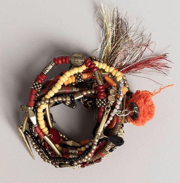 Modna biżuteria do 45 złotych - przegląd Pull and Bear FOTO
