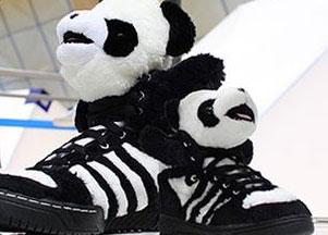 Adidasy - pandy od Jeremy'ego Scotta (FOTO)
