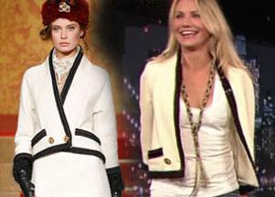 Cameron Diaz: Chanel na luzie
