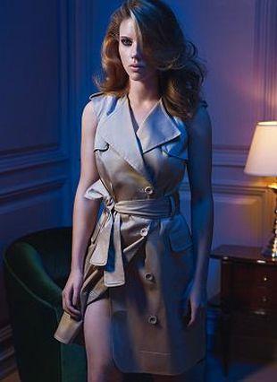 Scarlett Johansson projektuje dla Mango