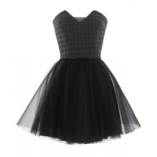 Modne sukienki na studniówkę 2014