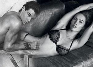 Nowe zdjęcia dla Armani Jeans i Underwear (FOTO)