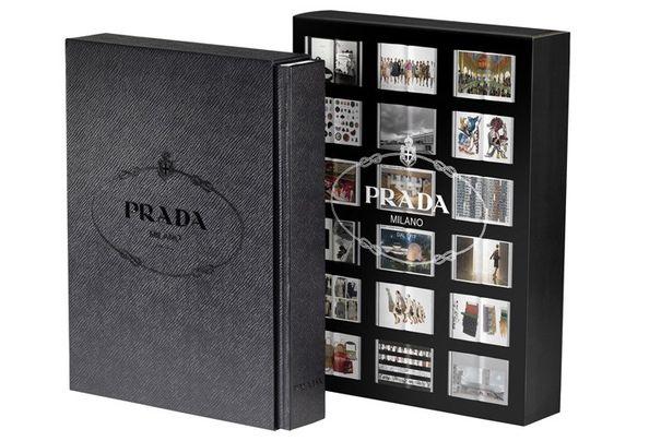Książka Prady - The Prada Book