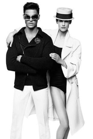 Karl Lagerfeld dla Chanel (FOTO)