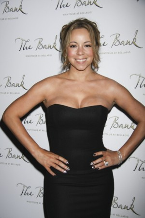 Mariah Carey w sukni D&G