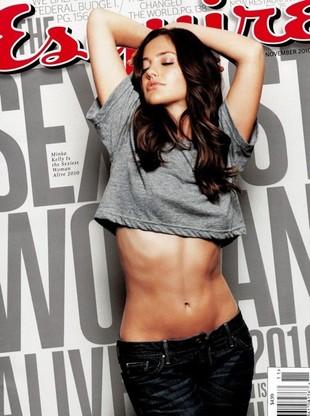Minka Kelly jest najseksowniejszą kobietą świata!