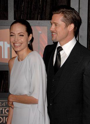 Brad Pitt i Angelina Jolie mają swoją linię biżuterii