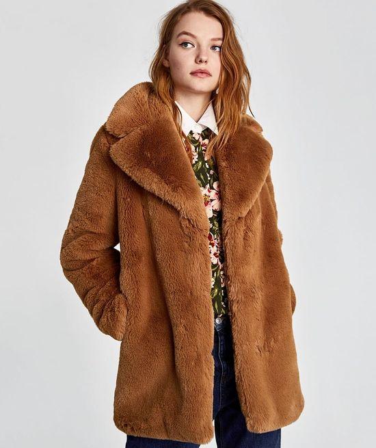 Must have na zimę 2017 - 10 modnych płaszczy i kurtek z kolekcji Zary (FOTO)