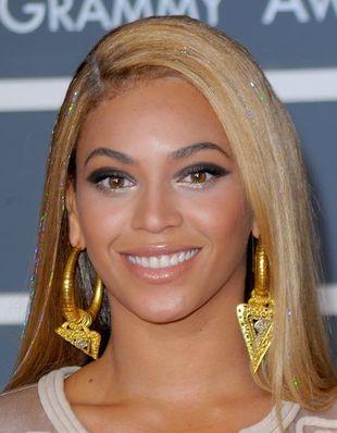 Srebrne nitki Beyonce