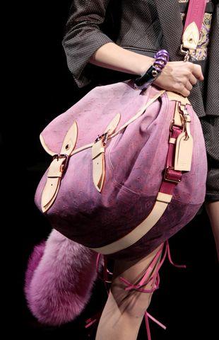 Victoria Beckahm z torebką Louis Vuitton