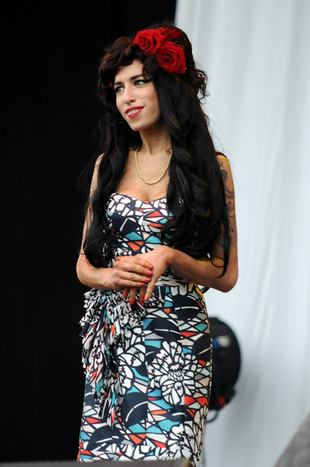 Amy Winehouse projektantką?