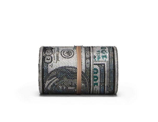 WOW! Musicie zobaczyć torebkę Beyonce! Zwitek banknotów za... zwitek banknotów!