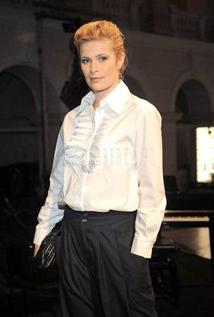 Agnieszka Warchulska - współczesny dandys