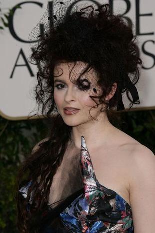 Helena Bonham-Carter o naturalnej twarzy