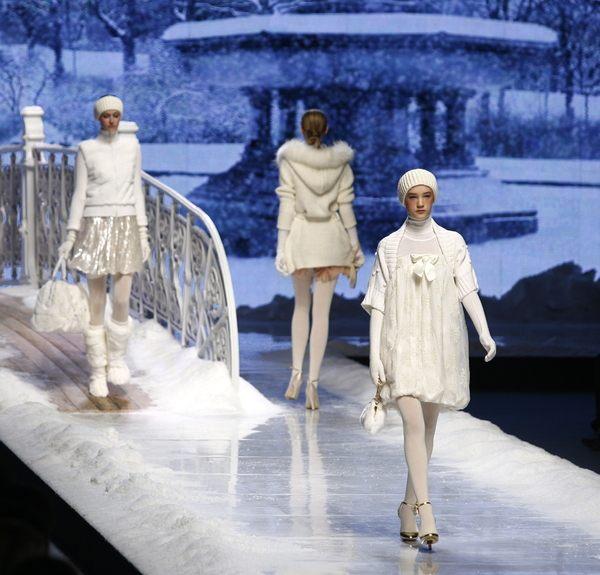 Blugirl na jesień i zimę 2008-2009