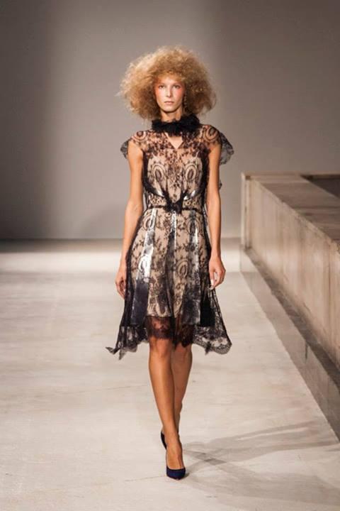 Gosia Baczyńska - Spring/Summer 2014, Paris Fashion Week