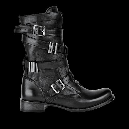 Buty Wojas - przegląd czarnych botków na jesień/zimę 2015