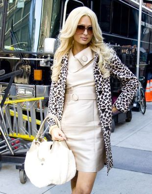 Elegantka Paris Hilton?