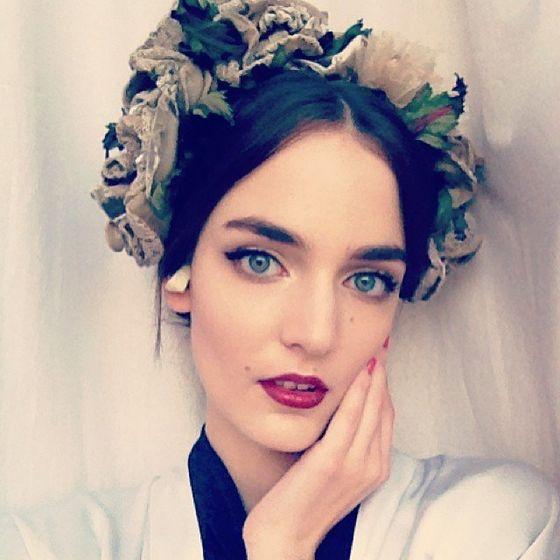 Najlepsze zdjęcia modelek umieszczane na Instagramie - początek lutego