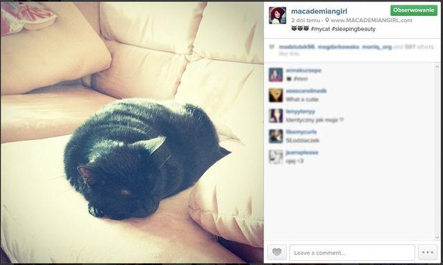Blogerki modowe na swoich instagramowych profilach (cz. 4)