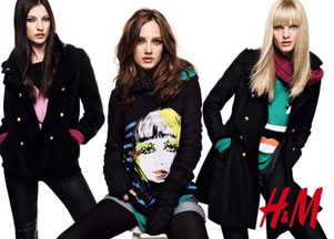 Kolejna odsłona zimowej kampani H&M