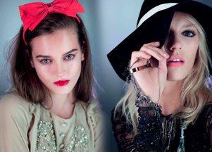 Gwiazdy modelingu dla Maison Michel
