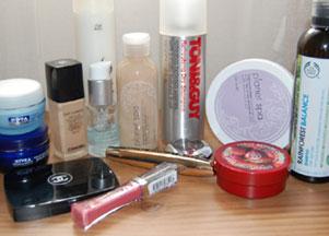 Wasze kosmetyczki: Ola, 22 lata